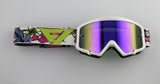 Flow Vision Youth Section™ Motocross Goggle: CG