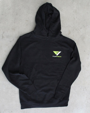 Flow Vision Youth Hoodie: Corpo