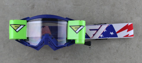 FlowVision® Element Film-Motocross System: Clear