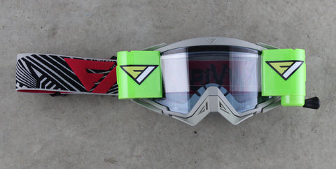 FlowVision® Element Film-Motocross System: Clear Blue