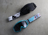 Flow Vision Rythem™ Motocross Goggle: 2nd Amendment
