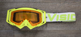 FlowVision® Rythem/Section™ Motocross Lens: Orange Clear