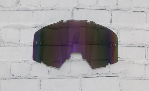 Flow Vision® Rythem/Section™ Motocross Lens: Purple