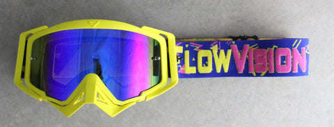 Flow Vision Rythem™ Motocross Goggle: The Slater