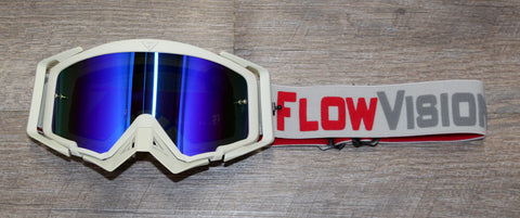 Flow Vision Rythem™ Motocross Goggle: The Bullet