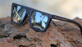 Flow Vision Section™ Sunglasses: Silver