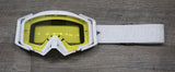 Flow Vision® Rythem™ Motocross Lens: Yellow Clear