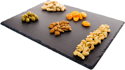 Rectangle Black Slate Cheese Board