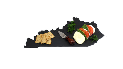 Kentucky Slate Cheese Board- Personalized with Laser Engraving