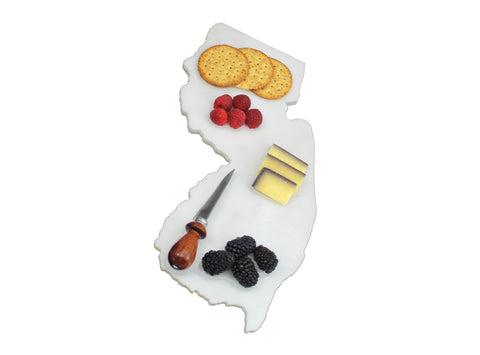 New Jersey Marble Cheese Board