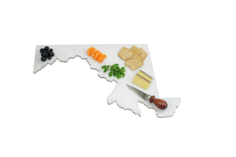 Maryland Marble Cheese Board