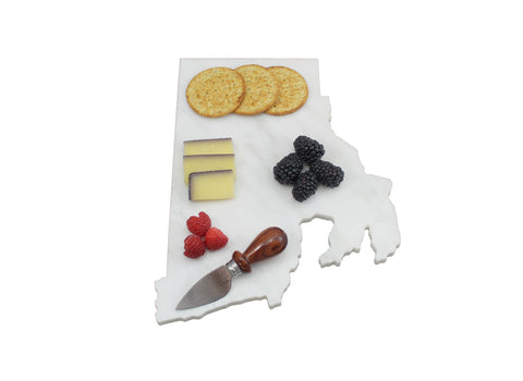 Rhode Island Marble Cheese Board