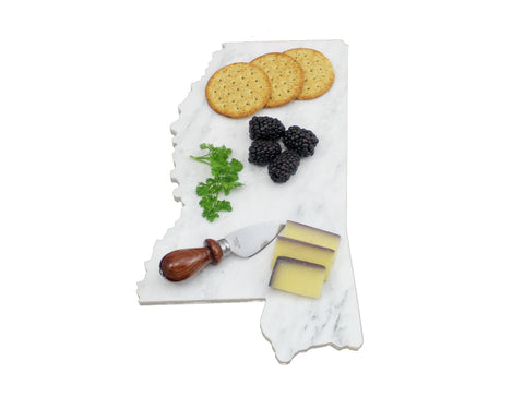 Mississippi Marble Cheese Board