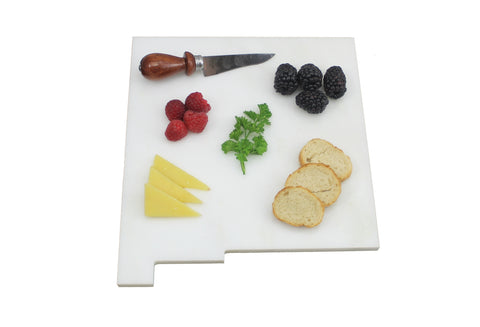 New Mexico Marble Cheese Board
