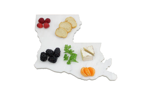 Louisiana Marble Cheese Board
