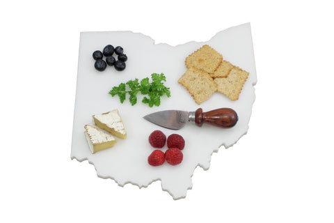 Ohio Marble Cheese Board