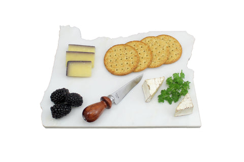 Oregon Marble Cheese Board