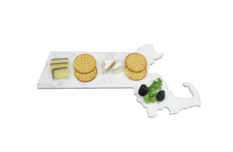 Massachusetts Marble Cheese Board