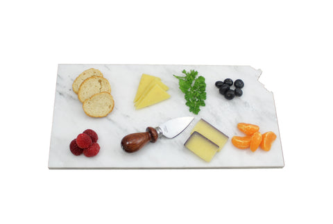 Kansas Marble Cheese Board