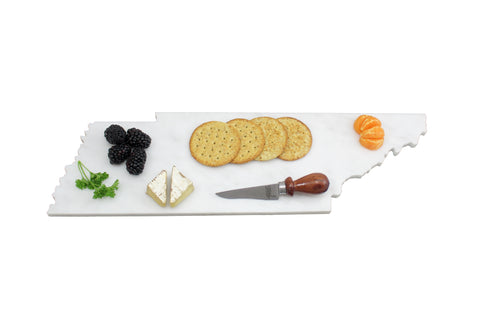 Tennessee Marble Cheese Board