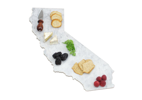 California Marble Cheese Board