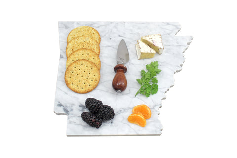 Arkansas Marble Cheese Board