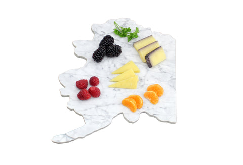 Alaska Marble Cheese Board