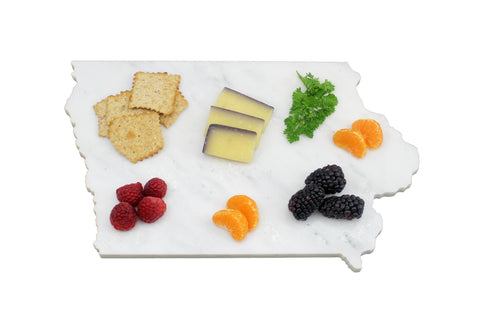 Iowa Marble Cheese Board