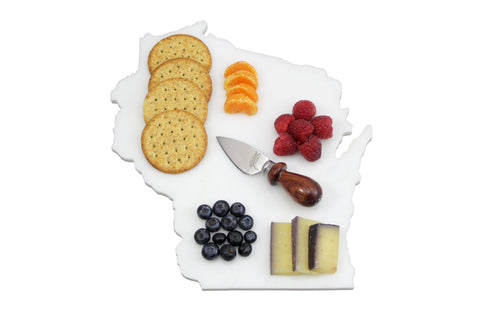 Wisconsin Marble Cheese Board