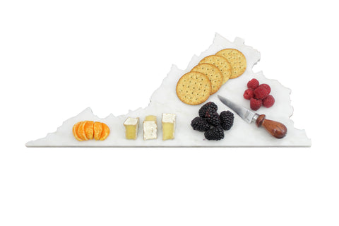 Virginia Marble Cheese Board