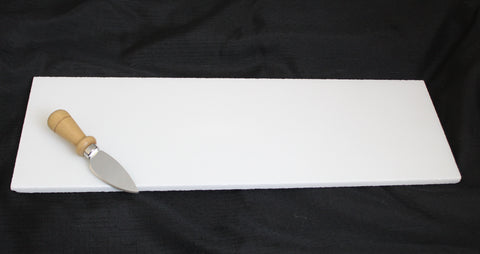 Long Rectangle Marble Cheese Board