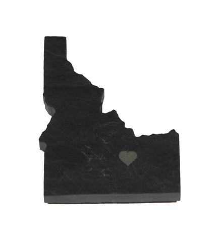Idaho Slate Fridge Magnet