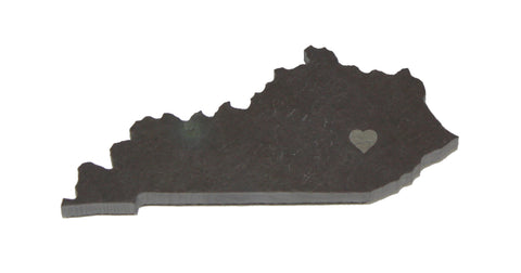 Kentucky Slate Fridge Magnet