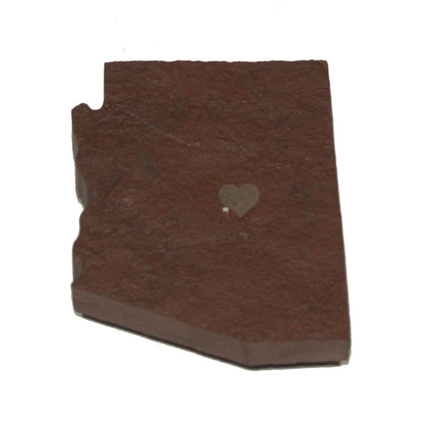 Arizona Slate Fridge Magnet