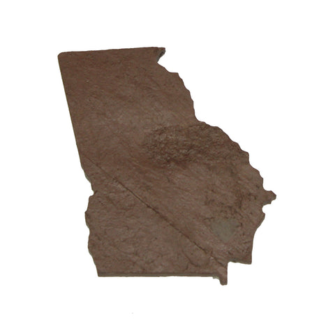 Georgia Slate Fridge Magnet