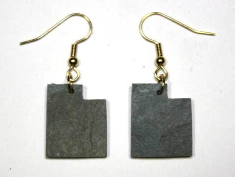 Utah Slate Earrings