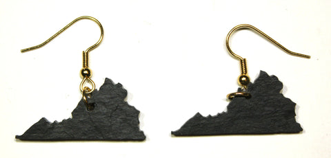 Virginia Slate Earrings