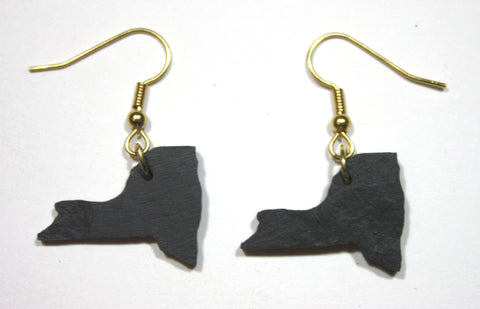 New York Slate Earrings