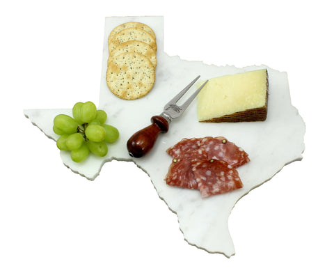 texas marble cheese board