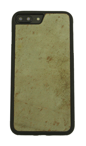 iPhone 8 Plus Natural Stone (Slate) Phone Case- Personalized with Laser Engraving