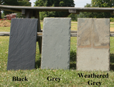 Slate Color Options