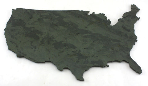 United States Slate Serving Tray