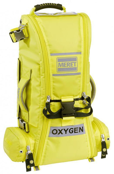 RECOVER PRO O2 Response Bag (TS2 Ready™) Infection Control Yellow
