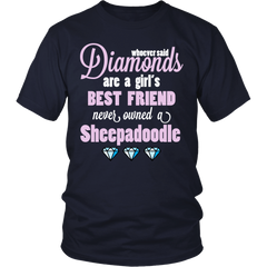 Diamonds and Sheepadoodles