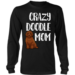 Apricot Red Doodle Crazy Doodle Mom