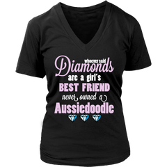 Diamonds and Aussiedoodles