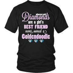 Diamonds and Goldendoodles