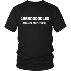 Labradoodles Because People Suck