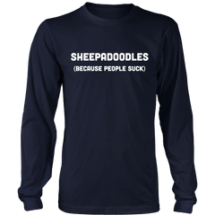 Sheepadoodles Because People Suck