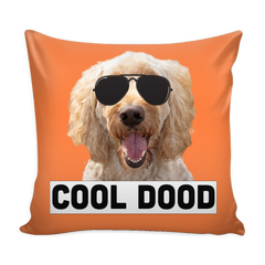 Cool Dood Pillow with Insert